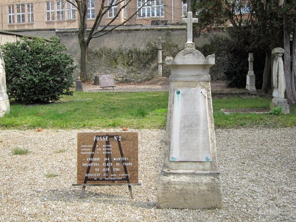 Cemitério de Picpus, Paris