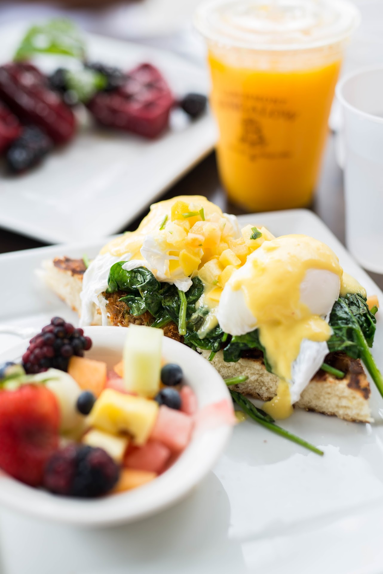 larchmont bungalow review, los angeles, best breakfast, hipster