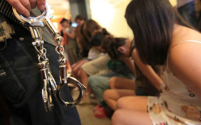 H Γαλλία ψηφίζει υπέρ της ποινικοποίησης του πορνοπελάτη