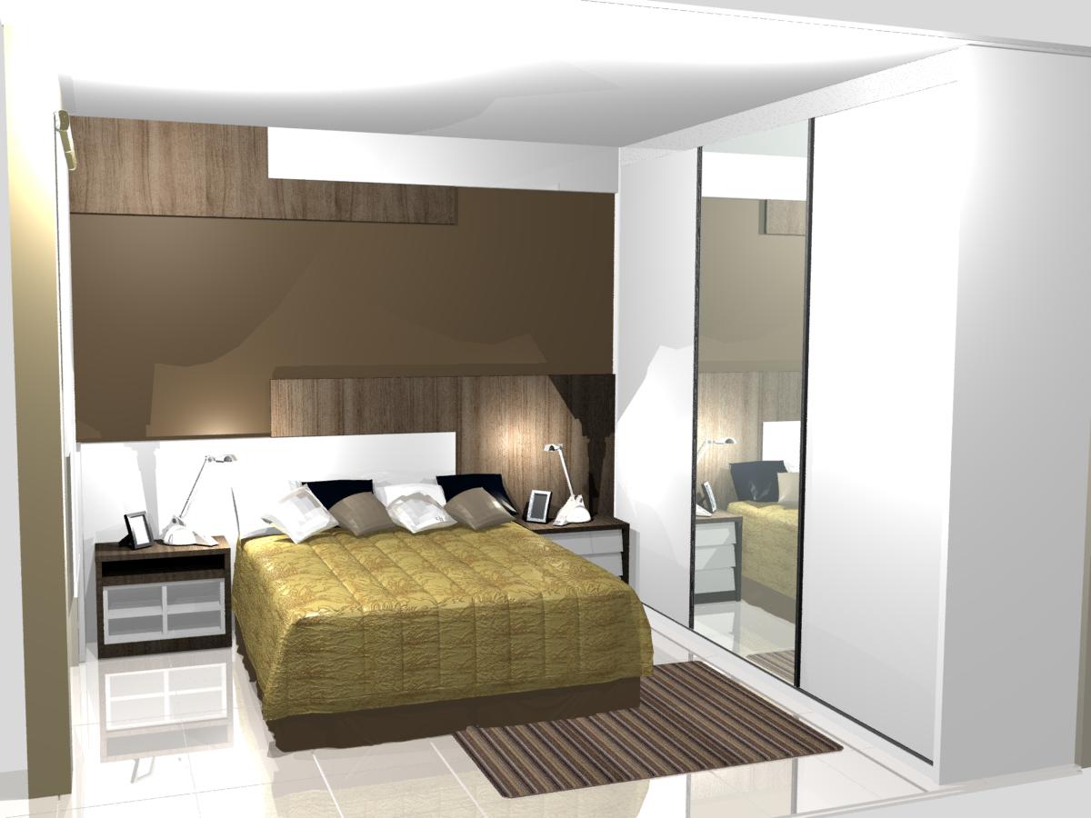 M veis planejados marcenaria casacor noivas painel laca for Dormitorio 10m2