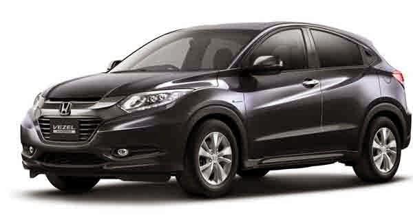 2015 Honda HR-V Release Date Canada