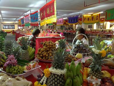 Pineapples, Phuket