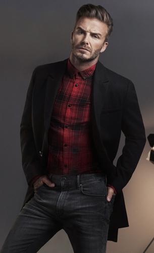 moda masculina H&M David Beckham Kevin Hart Modern Essentials