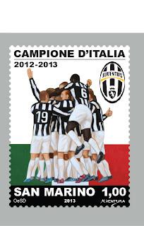 San Marino: Juventus Italian Champion 2012-2013 - www.aasfn.sm