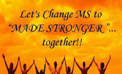 ♥The 1st Multiple Sclerosis Station♥