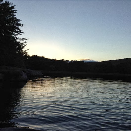 lake in peace darking