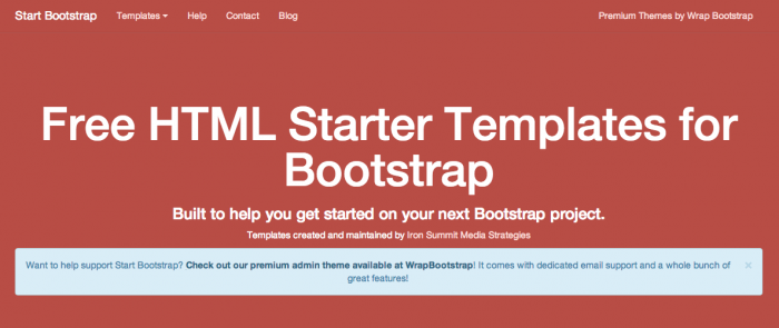 5 Frontend Frameworks and Libraries You Should Know - Start Bootstrap