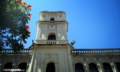 Teatro Cesar Rengifo de la Universidad de Los Andes en Merida Venezuela - lugares de interes turistico