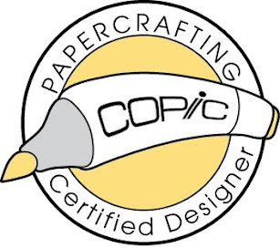 Copic Papercrafting Cert