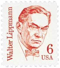 walter lippmann progressive essays on democracy In an essay published in 1922, lippmann announced the absence of a really   repeats this word for word a century and a half after its progressive potential,.