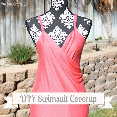 Quick and Easy Swimsuit Coverup