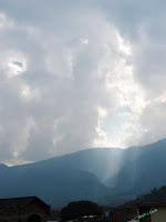 Las montañas de mi tierra