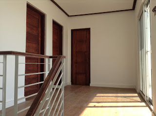 townhouse for sale in Quezon City hallway