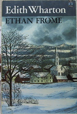 a life of discontent in ethan frome by edith wharton Edith wharton in ethan frome has the mood of being happy and angry, it affects the character zeena, which makes love become the irony of the story the setting that is put throughout the story of ethan frome is the season of winter that makes the mood become sad and angry.