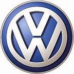 Logo Mobil Volkswagen VW