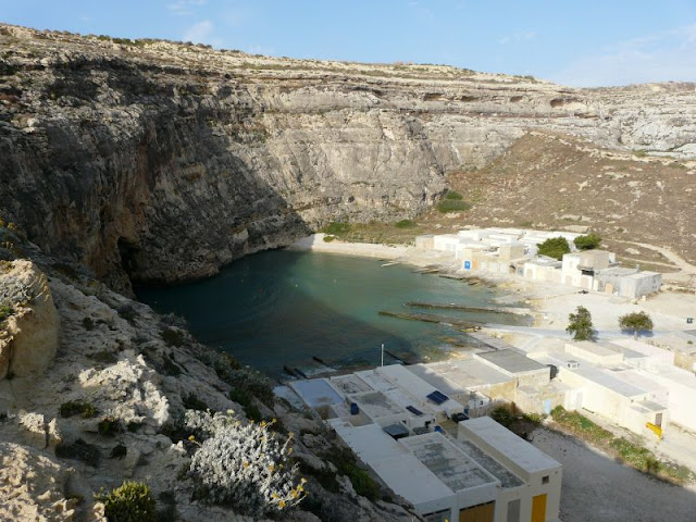Jezioro na Gozo