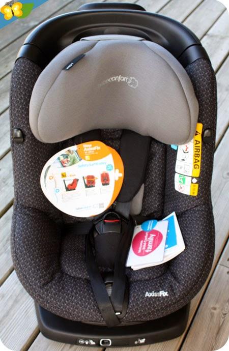 New AxissFix de chez bébéconfort