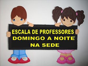 Escala de Professores