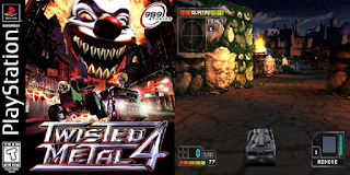 LINK DOWNLOAD GAMES Twisted Metal 4 PS1 ISO FOR PC CLUBBIT
