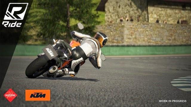 Ride Screenshot 2