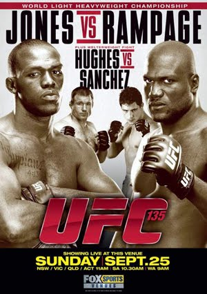 UFC 135 Preliminary Fights (2011)