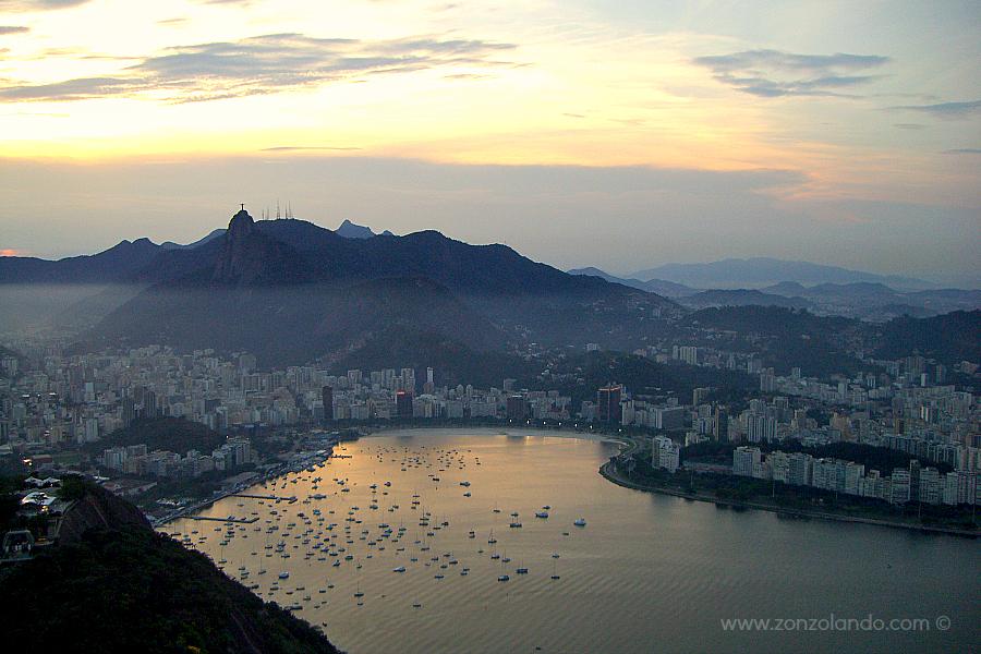 Rio de Janeiro cosa fare e vedere Maracanà spiagge carnevale pan di zucchero corcovado