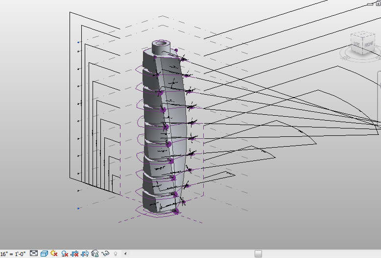 Parametric Building Modeling