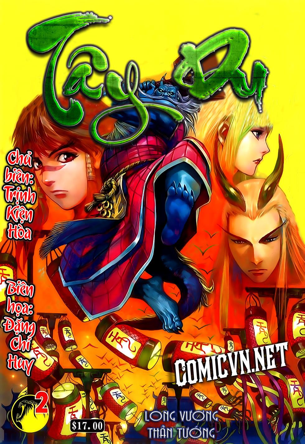 Tây Du chap 2 Trang 1 - Mangak.info