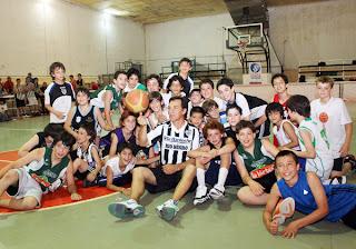 Memorable visita de Marcelo Milanesio