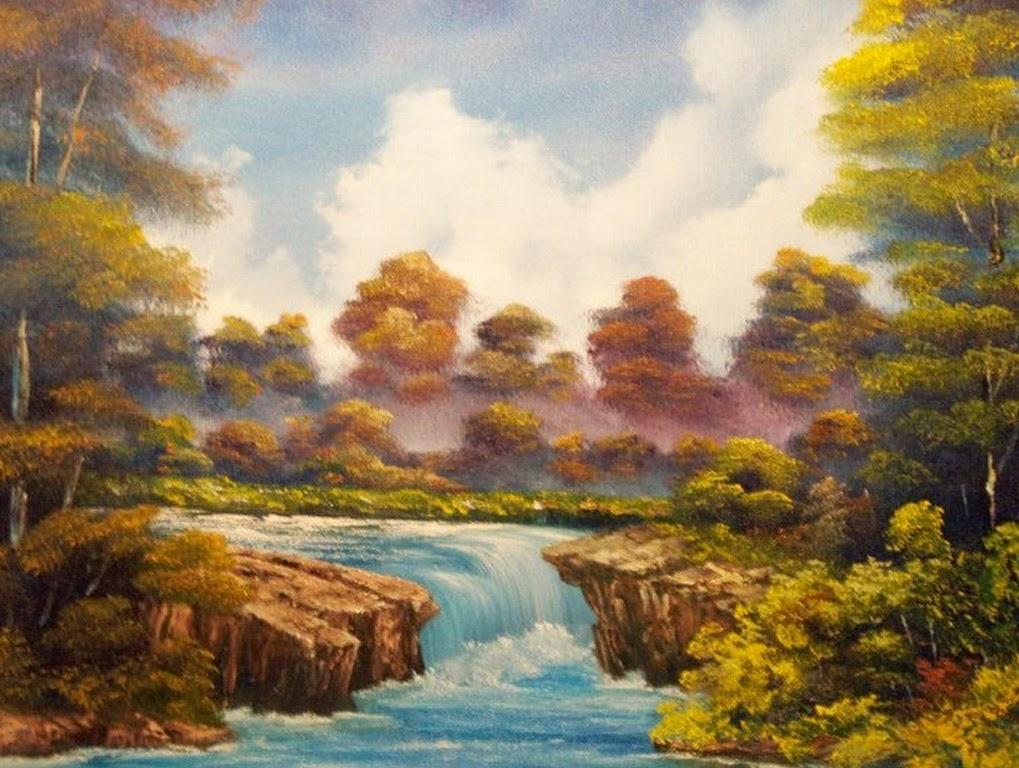 paisajes-de-montañas-cuadros-al-oleo