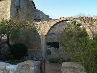 Arcs de l'antiga construcció annexa