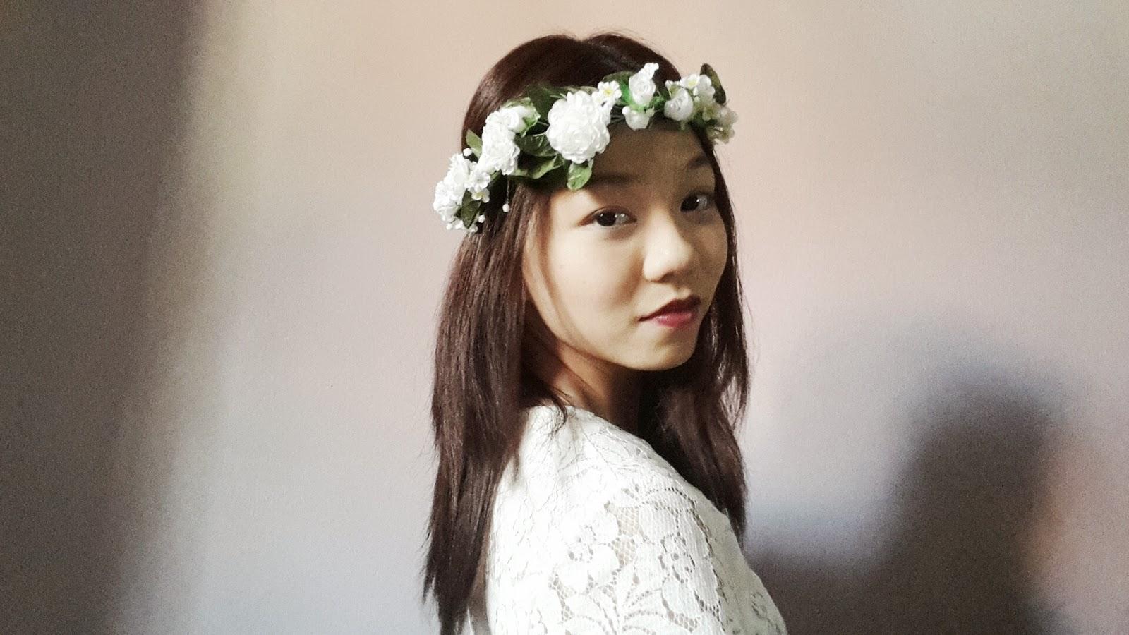 Soohuilarious Flower Crown 2