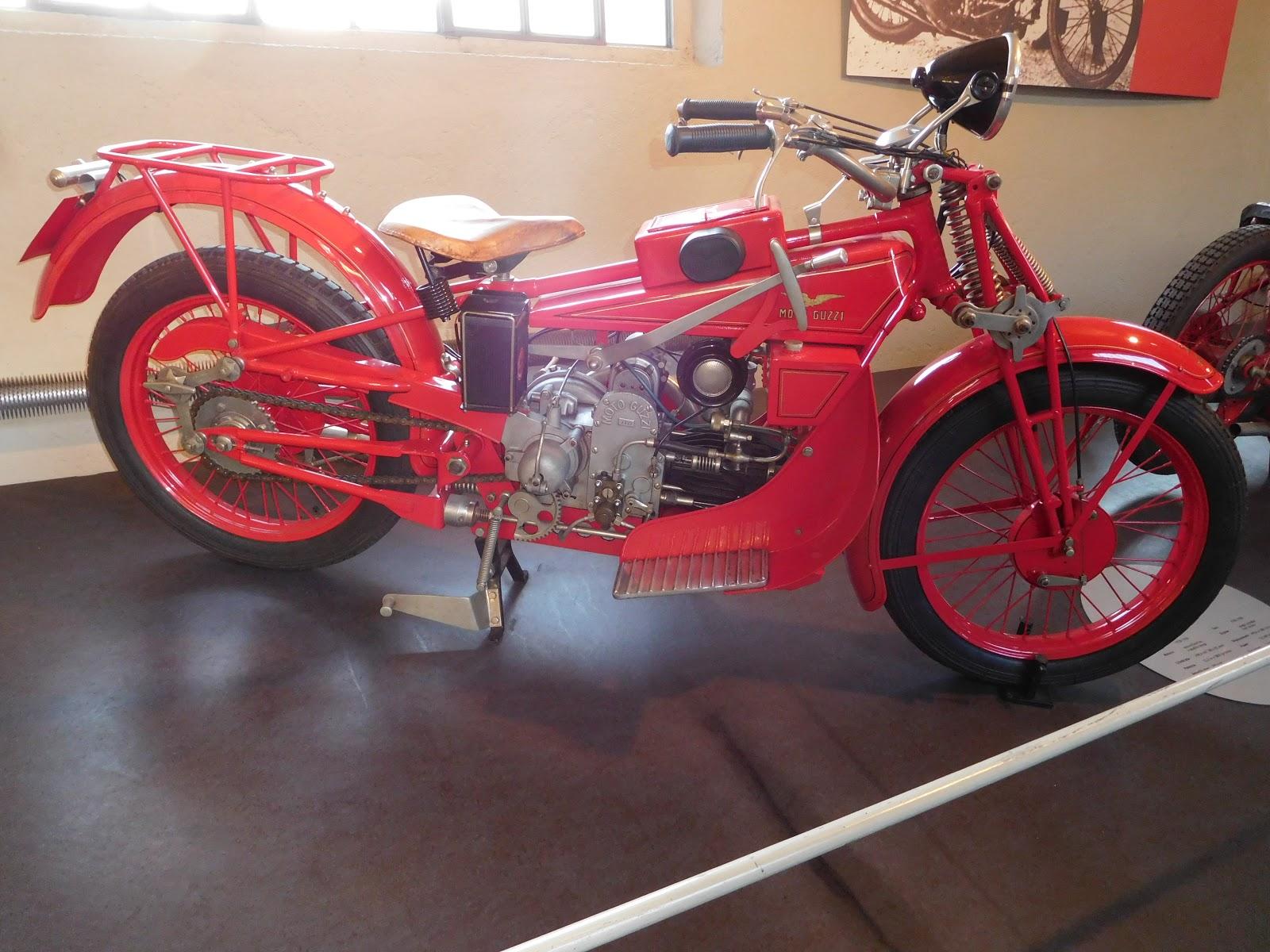 NYDucati: 1928-30 Moto Guzzi GT Norge 2