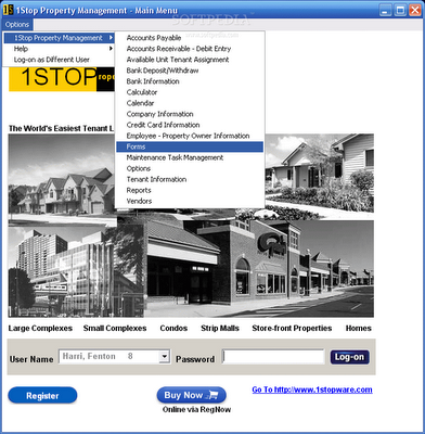 1Stop Property Management software | management property software