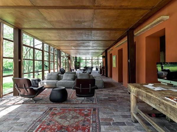 Recupero di una villa a Treviso