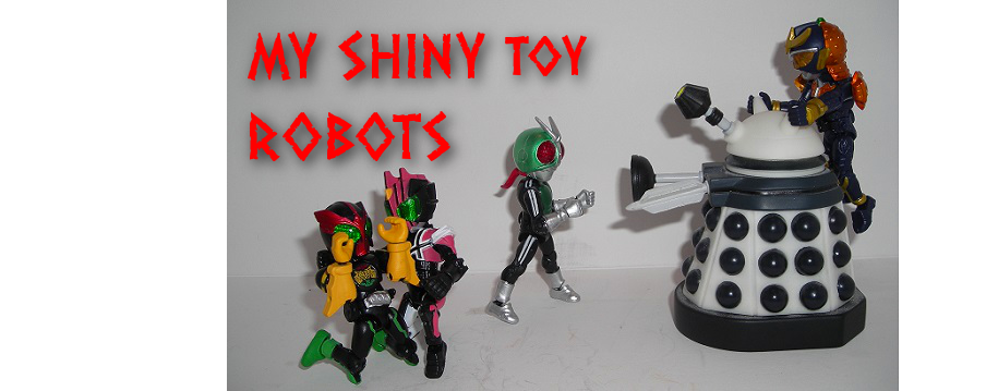 My Shiny Toy Robots
