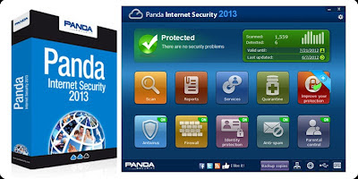Free Download Panda Internet Security 2013