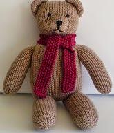 http://www.ravelry.com/patterns/library/teddy-bear-stripes