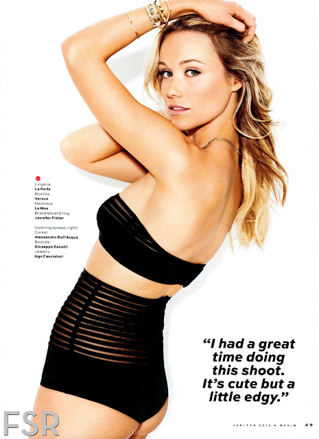 Katrina Bowden – Maxim Magazine (January-February 2013)