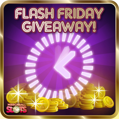 mirrorball slots free coins