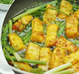Món ăn ngon với chả cá Lã Vọng
