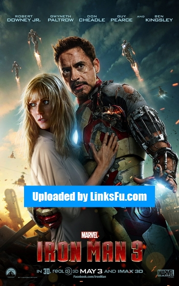 Iron Man 3 2013 720p HDTV