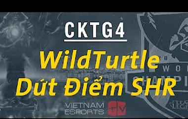 Highlight - CKTG4, TSM.WildTurtle Dứt Điểm SHR
