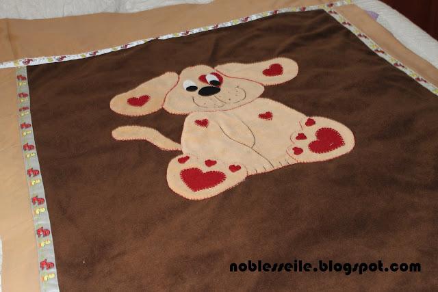 polar çocuk battaniyesi