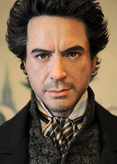 rock n roll hairstyles : robert downey jr hairstyle in sherlock holmes Celebrities Hairstyle