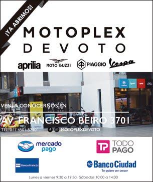 MOTOPLEX DEVOTO