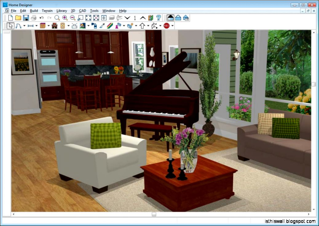 Home designer software free download full version this for Free online home remodeling software