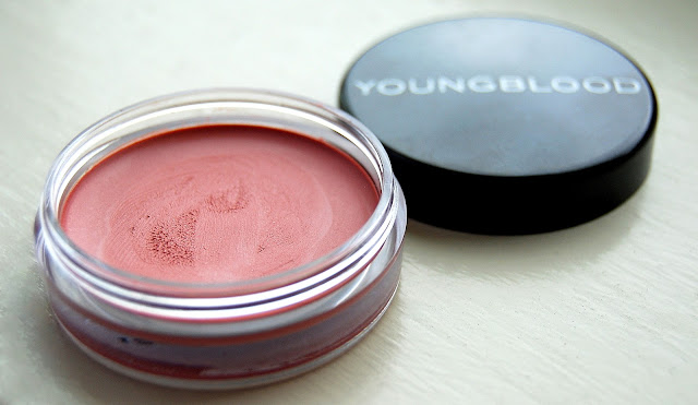 Youngblood Luminous Creme Blush in Plum Satin