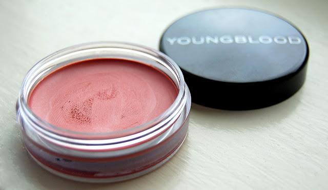 Youngblood Luminous Creme Blush in Plum Satin
