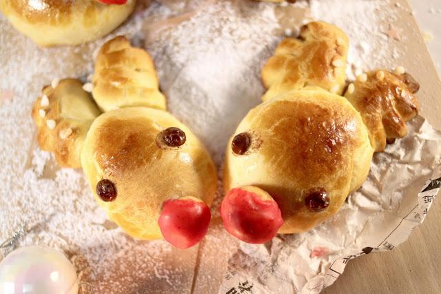 Brioche Rudolph...